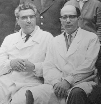 Д.Д.Федотов и Б.М.Сегал