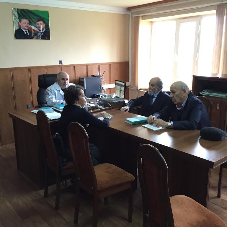 Городская поликлиника 23 в москве