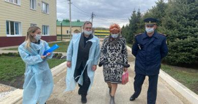 Общественный контроль за соблюдением прав пациентов в Волгоградской области